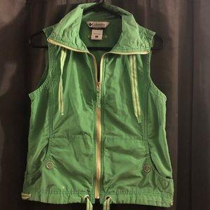 COLUMBIA - Omni Shade - Women's Vest size Small